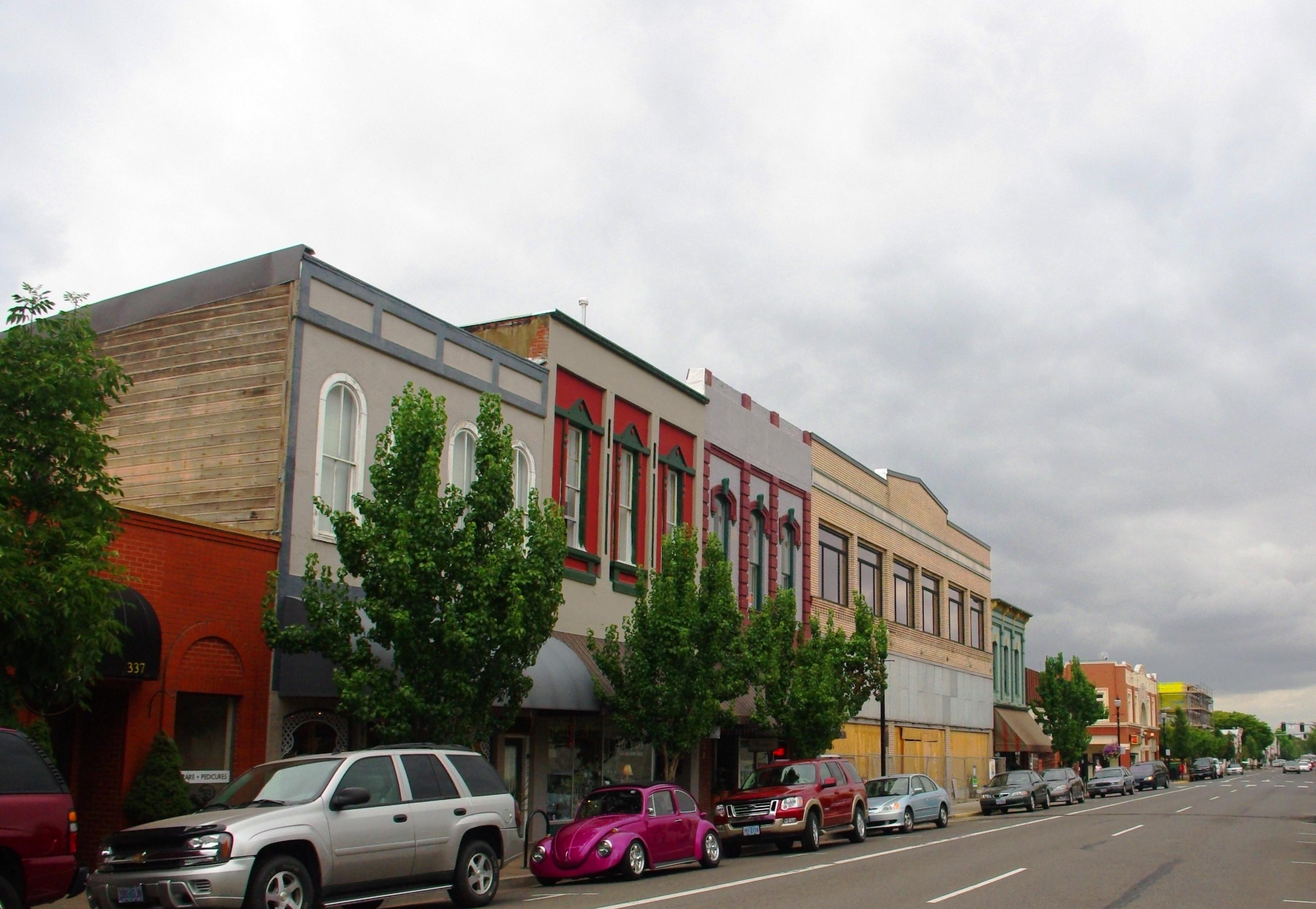 Downtown_Albany_Oregon
